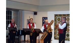 Royal City Saxophone Quartet