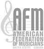 American Federation of Musicians Logo